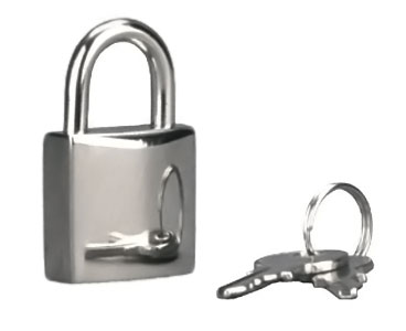 Zámek se dvěma klíči - bs45032