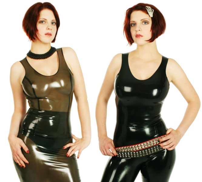 Latexový top - bs05034