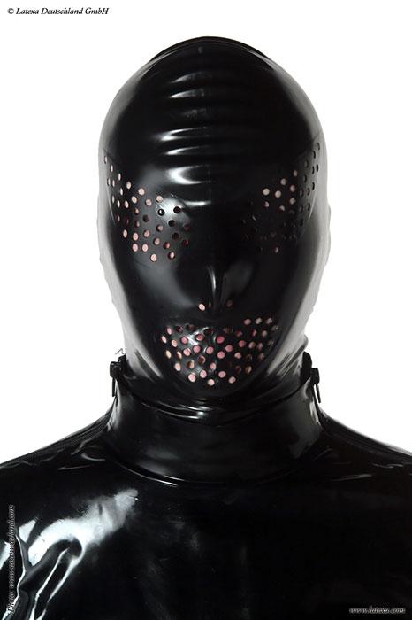 Latexová maska - la1341