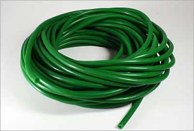 Latexová hadice (8 mm, zelená) - bs48035
