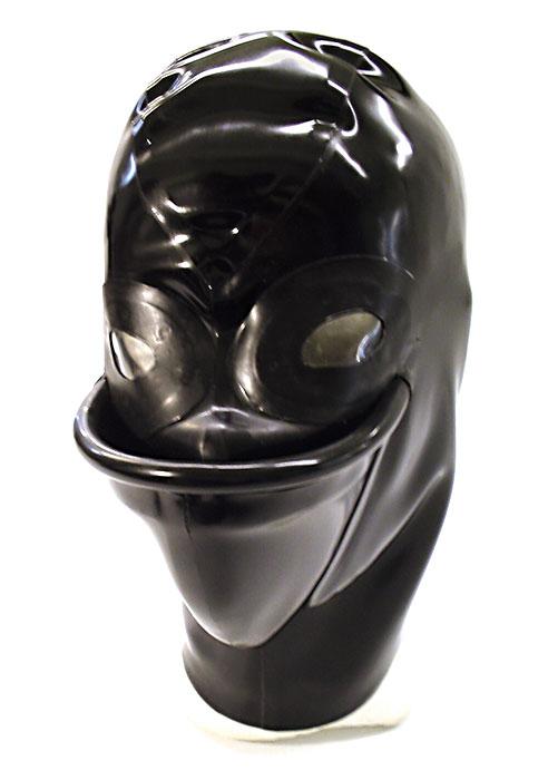 Latexová maska - WC - bs40022