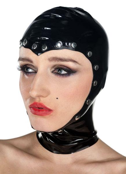 Latexová maska - Bizarre retro - ab4832