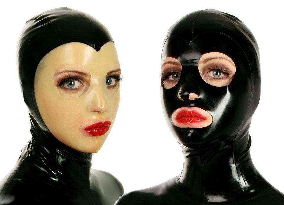 Latexová maska - bs40026