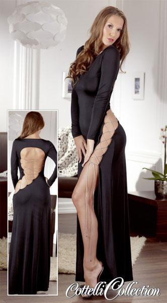 Šaty se šněrováním - 2712423