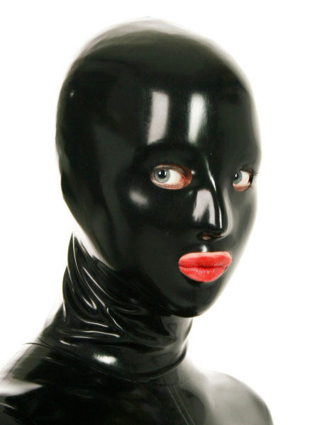Latexová maska - bs40555