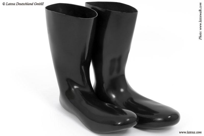 """Latexové ponožky """"Heavy"""" - la1257"""