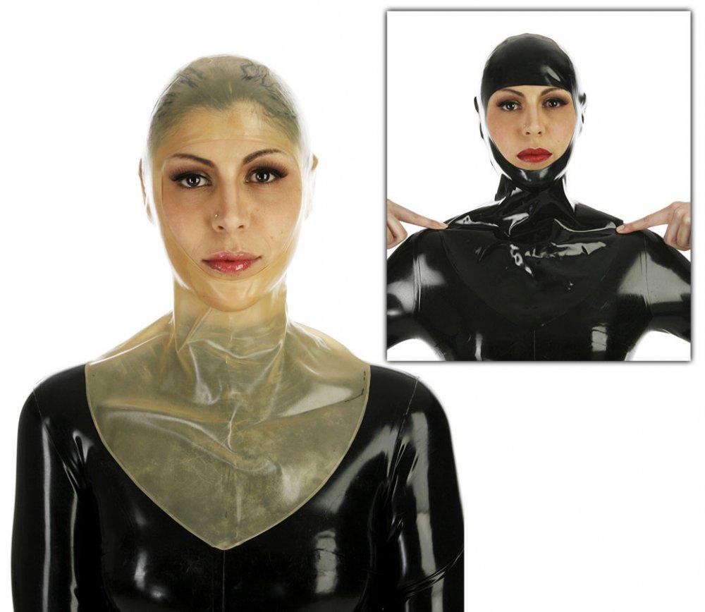 Latexová maska - bs40521