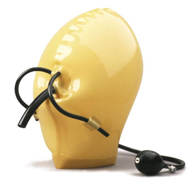 Latexová maska nafukovací - bs40011