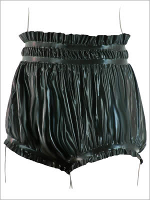 Latexové kalhotky plenkové - bs21514