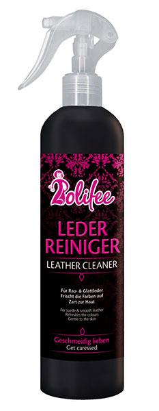 Leather Cleaner - čistič na všechny druhy kůže (250 ml)