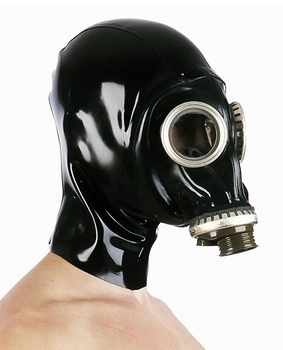 Plynová maska ruská (celohlavová) - bs41004