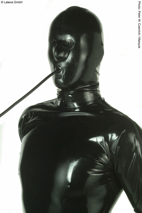 Latexová maska - la1109-03