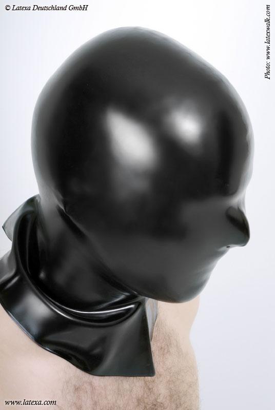 Latexová maska - la1138