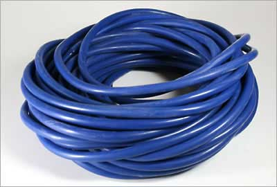 Latexová hadice (9 mm, modrá) - bs48033