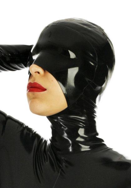 Latexová maska - bs40027