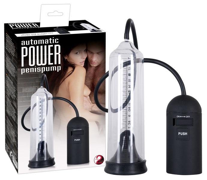 Vakuová pumpa Elektrická - Automatic Power - 0506680