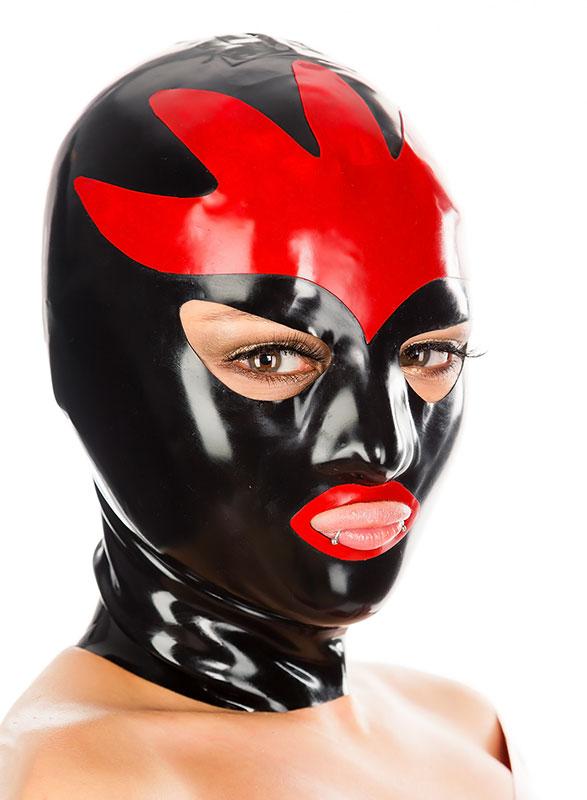 Latexová maska - la3483